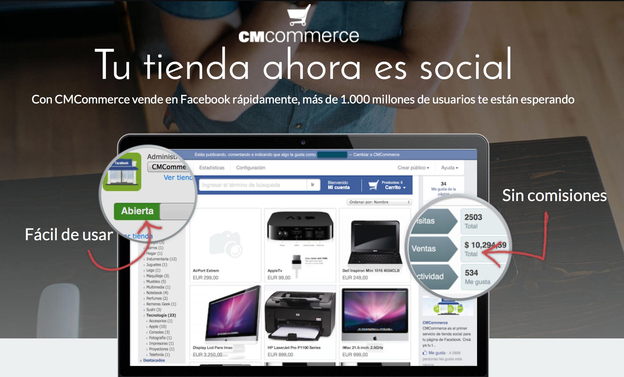 6 consejos para crear tu tienda con CMCommerce